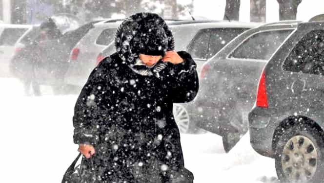 Anunţ terifiant despre vremea din România! Vortexul polar care anunţă cea mai grea iarnă din ultimii 30 de ani