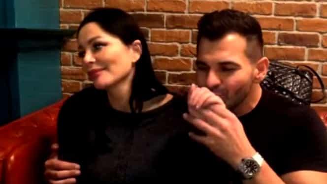 Brigitte şi Florin Pastramă s-au certat la două săptămâni de la nuntă! Ce au făcut, în faţa tuturor