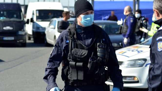 Un bărbat a vrut să fugă din centrul de carantină din Bușteni. A fost prins de jandarmi și s-a ales cu dosar penal
