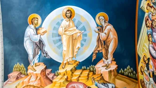 Cruce Roșie mâine în Calendarul Ortodox. Ce mare sărbătoare avem marți, 6 august