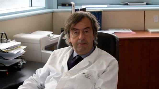 """Virusologul italian Roberto Burioni, avertisment pentru Europa: """"Nu subestimați pericolul"""""""