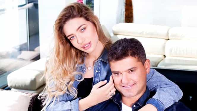 Ce cadou a primit Laura Dincă de la Cristian Boureanu, în ziua în care au împlinit 4 ani de relație