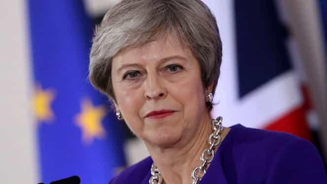 """Ce se întâmplă cu Brexit? Theresa May, """"trădată"""" de 118 parlamentari din propriul partid"""