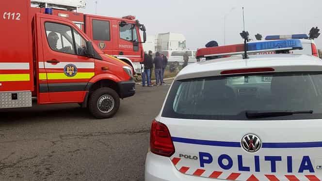 Accident foarte grav în Bihor. Doi oameni au fost spulberați pe trecerea de pietoni. Vinovatul a fugit