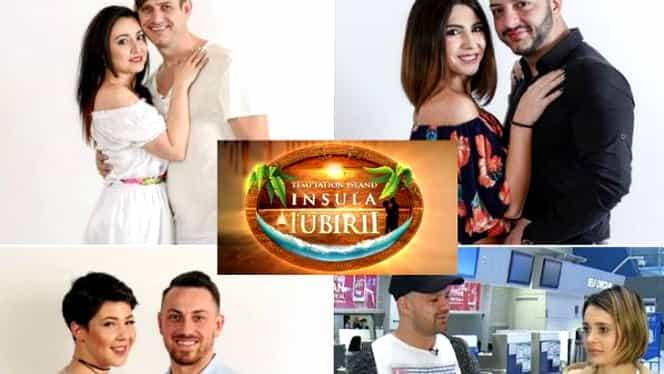 Care sunt cuplurile de la Insula iubirii 2019. Sezonul 5 vine cu o mulțime de surprize