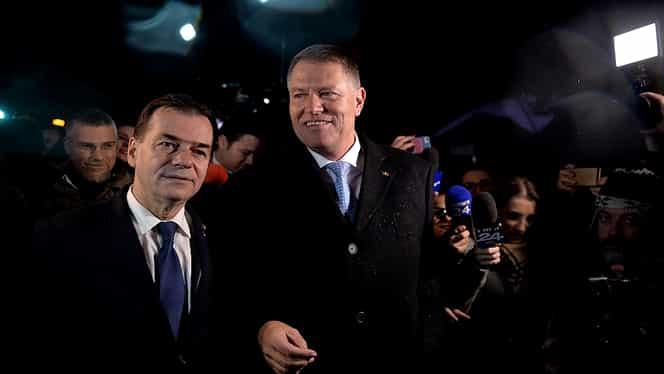 Klaus Iohannis și Ludovic Orban s-au hotărât: vor fi organizate alegeri anticipate. PNL ar ieși câștigător, conform sondajelor