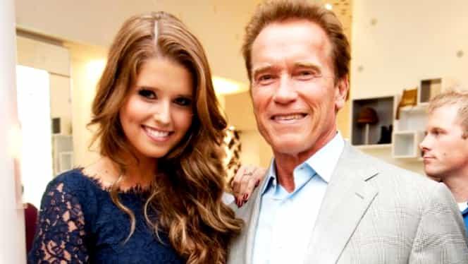 Fiica lui Arnold Schwarzenegger se mărită cu un actor celebru! Cine e bărbatul care i-a furat inima