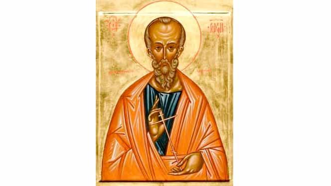 Calendar ortodox 8 aprilie. Pomenirea sfinților Apostol Irodion, Agav, Ruf, Flegon, Asincrit şi Ermis