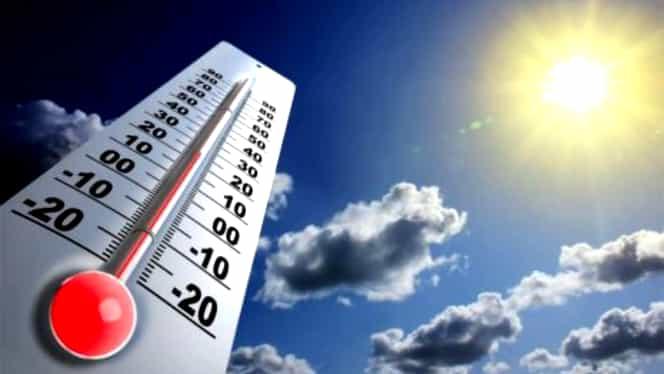 Prognoza meteo 25 august 2018. Vremea din toată țara va crește cu două grade, apoi se va temperera ușor!
