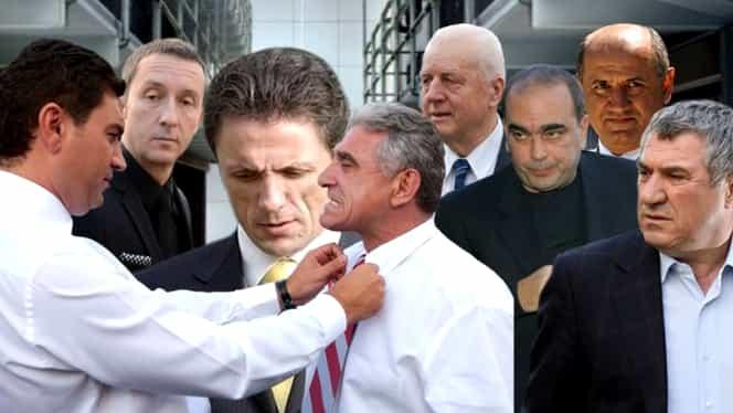"""Meme, Copos şi Popescu, UMILIŢI după gratii: """"Să putreziţi aici, hoţilor!"""""""