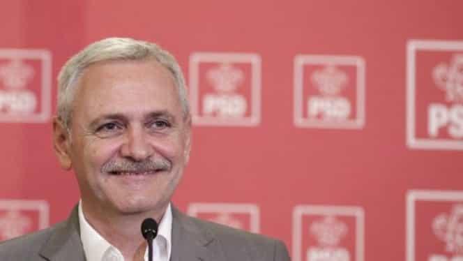 Ce se întâmplă în biroul lui Liviu Dragnea de la București! Liderul PSD a recunoscut de față cu toată lumea