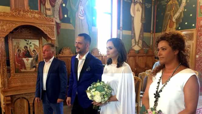 Cristina Șișcanu a răbufnit în noaptea nunții din cauza criticilor!
