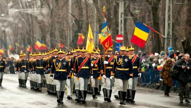 Pregătiri pentru parada de 1 Decembrie. 4000 de militari vor defila