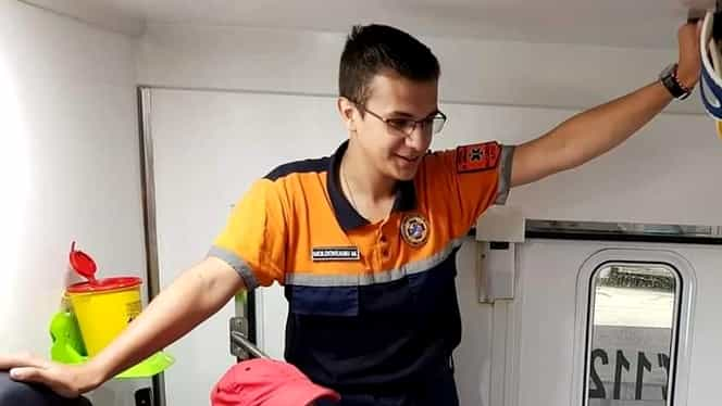Mihai Moldoveanu, eroul de la Costin Georgian. Povestea tânărului de 17 ani care a salvat un băiat de la suicid, la metrou