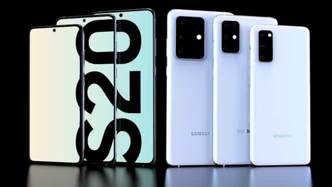 Când apare oficial Samsung Galaxy S20. Va fi lansat în februarie. Primele poze cu noul telefon
