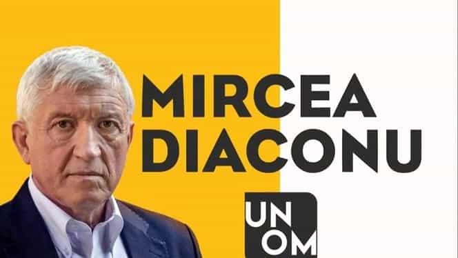"""Mircea Diaconu a rămas """"Un om"""" și în campania pentru alegerile prezidențiale! ALDE și Pro România se acuză că nu îl susțin suficient pe fostul actor"""