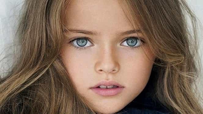 Kristina Pimenova, cel mai frumos copil din lume!