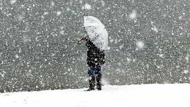 Prognoza meteo 19 ianuarie. Ninsorile câştigă teren în România