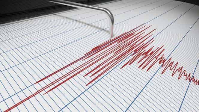 Cutremur de 5,2 grade între Grecia și Albania. Cinci seisme în mai puțin de 24 de ore și în România