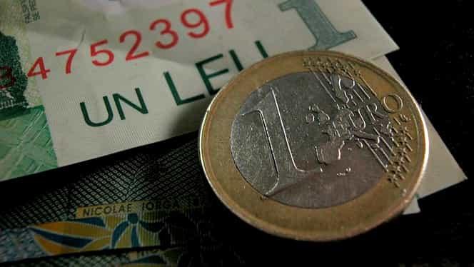 Ce se întâmplă cu prăbușirea cursului valutar? Explicația BNR
