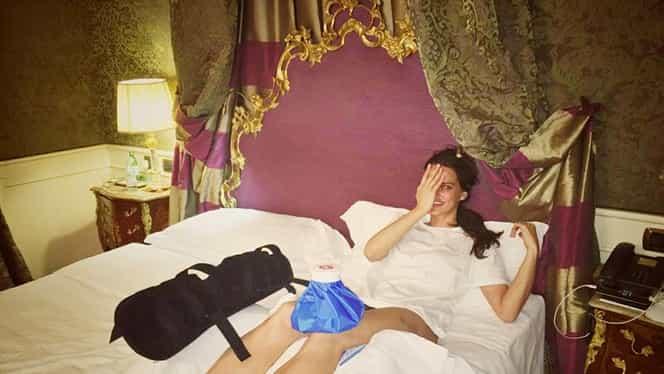 Catrinel Menghia trece prin dureri cumplite! Ce a păţit superba românca!