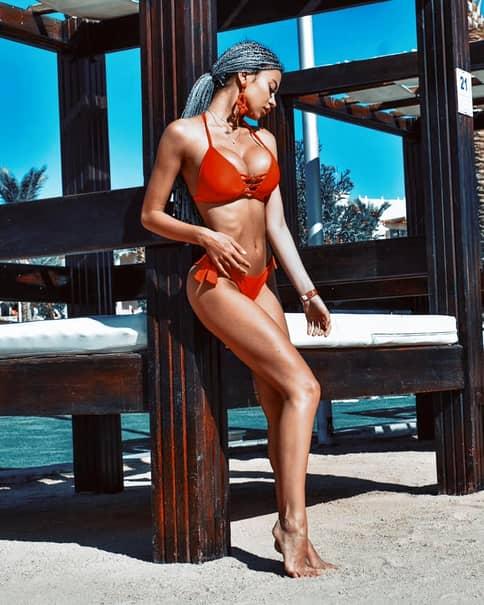 Denisa Hodişan a devenit Miss Planet! Încă o lovitură după ce i-a furat iubitul Alexandrei Becali