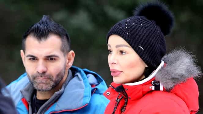 Brigitte Sfăt și Florin Pastramă, gesturi interzise în Ferma, de la Pro TV