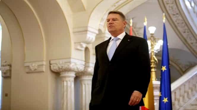 """Klaus Iohannis: """"Trebuie făcută o rectificare la pensii. Nu au fost suficienți bani"""""""