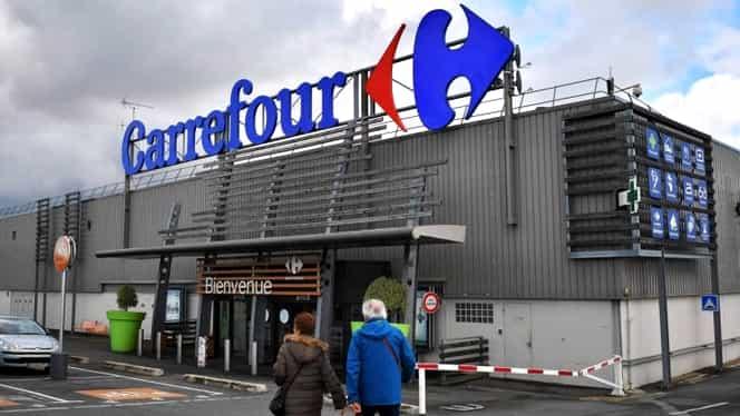 Două magazine Carrefour din Bucureşti au fost închise! Anunţ oficial al ANPC