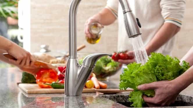 Cele şase alimente care nu se spală niciodată! Îşi schimbă complet gustul