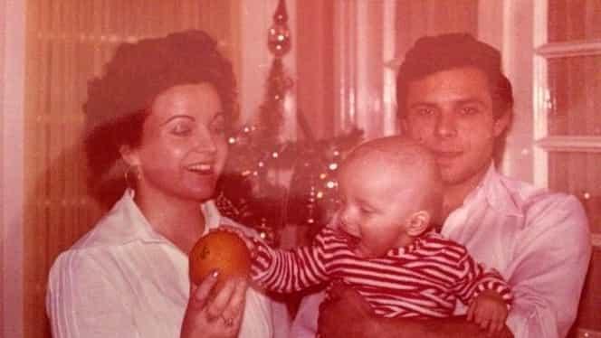 Ultima fotografie cu soțul Mariei Cârneci. Cât de mult îl schimbase boala