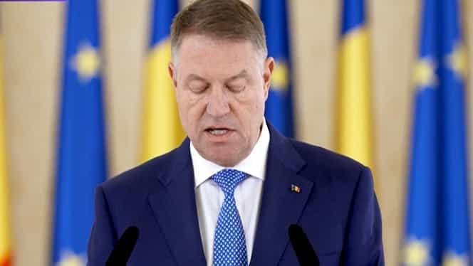 Klaus Iohannis, declarații despre situația din Iran, alegerile anticipate, pensiile românilor, dublarea alocațiilor și candidatul PNL la Primăria Capitalei