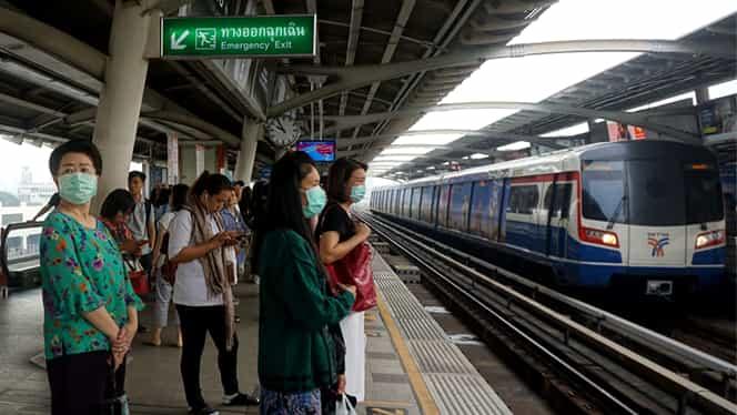 Orașul în care oamenii sunt făcuți să plângă cu sânge de aerul toxic! Fără precedent