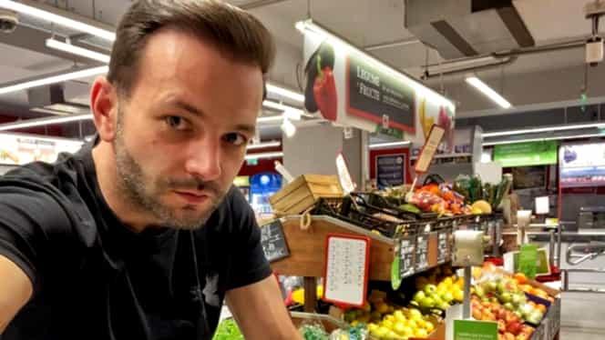 """Întâmplarea emoționantă prin care a trecut Mihai Morar la cumpărături: """"O lacrimă i se scurgea pe obraz"""""""