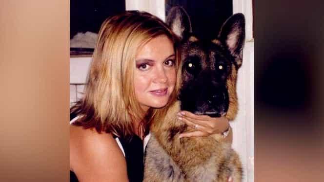 """Câinii Cristinei Țopescu nu își pot uita stăpâna și au probleme serioase. """"Sunt câini mai dificili, cu traume adânci"""""""
