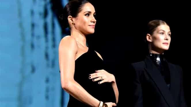 Meghan Markle rămâne în istorie! E însărcinată cu gemeni! Ce așteaptă: fetițe sau băieți