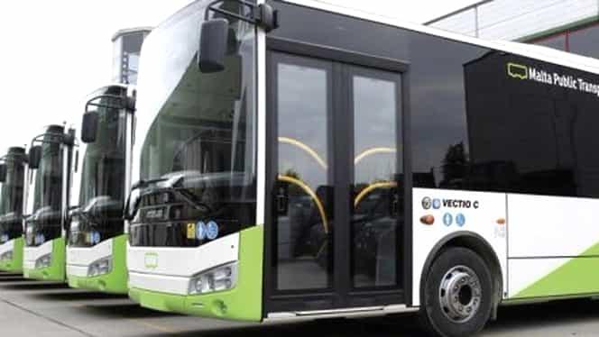 Galerie foto. Cum vor arată cele 400 de autobuze cumpărate de Primăria Capitalei