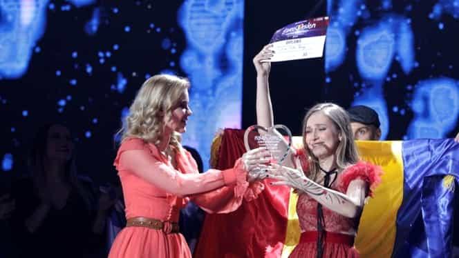 Laura Bretan, mesaj pentru Ester Peony! Ce a transmis după finala Eurovision România