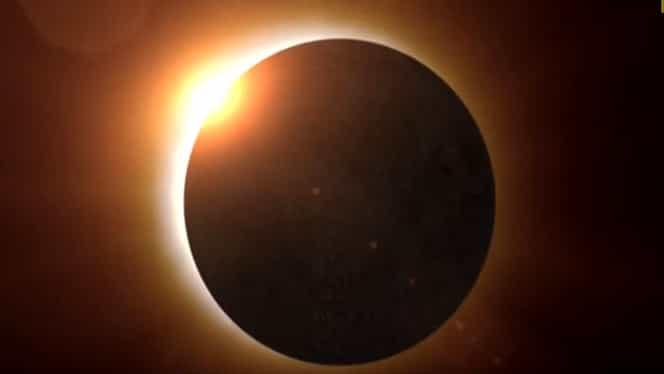 Eclipsă de Soare pe 26 decembrie! Fenomenul care are loc în a doua zi de Crăciun