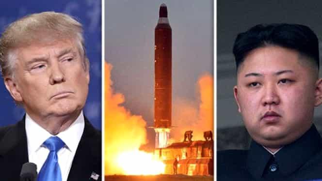 """Trump agită din nou apele: """"Când e vorba de Coreea de Nord, cred că merge un singur lucru"""""""