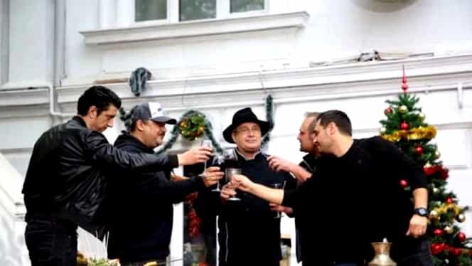 Patru actori din Las Fierbinţi, la TVR 1. Vor fi prezenţi în emisiunea lui Mircea Dinescu