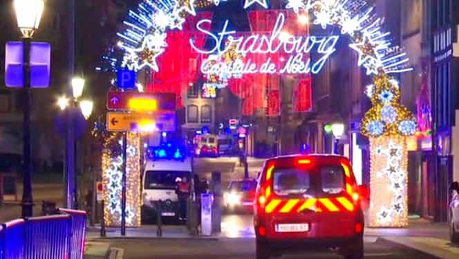 Atac la Strasbourg: cine este autorul atentatului de la târgul de Crăciun. Autoritățile urmau să-l aresteze
