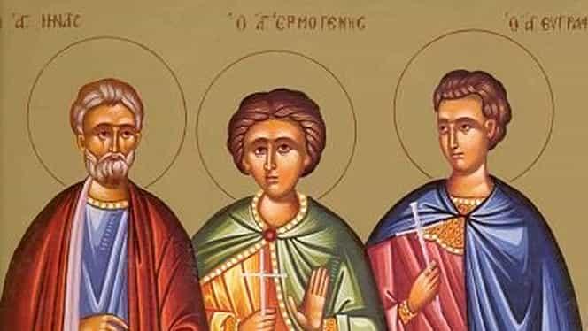 Calendar creștin 10 decembrie 2018: Sfinții Mina Calicheladu, Ermogen și Evgraf