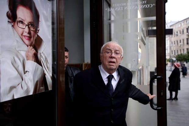 Alexandru Arșinel a slăbit enorm! Cum arată actorul la 79 de ani