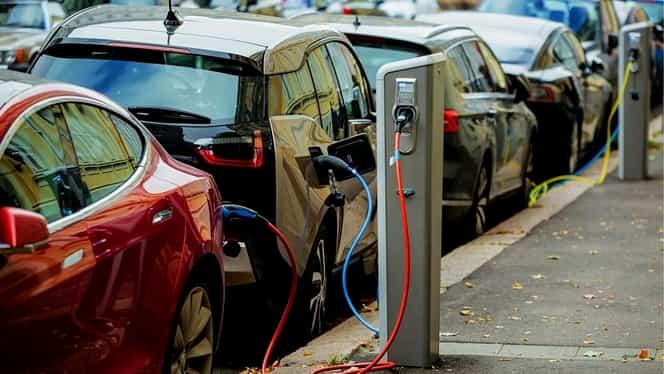 Bonus de 6.000 de euro pentru cumpărarea de mașini electrice, în Germania