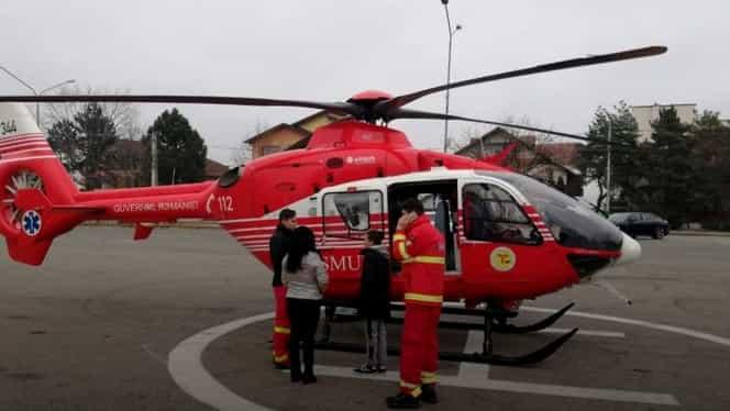 O femeie însărcinată în 6 luni a murit în ambulanța ce o ducea către un elicopter SMURD! Avea 23 de ani