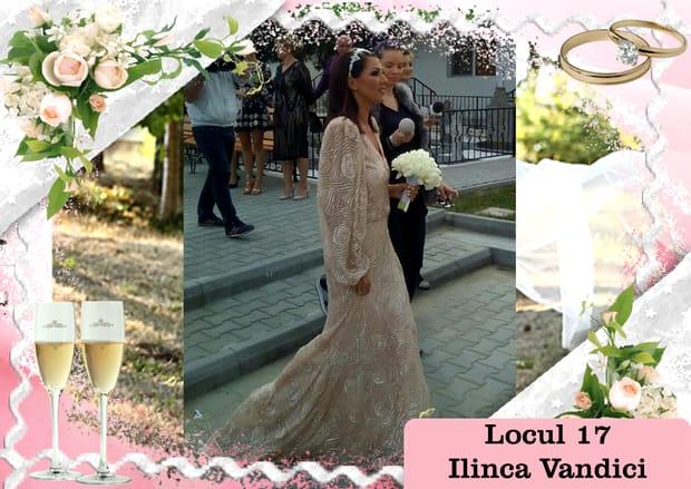 TOP 30 – Cele mai frumoase rochii de mireasă ale vedetelor din România