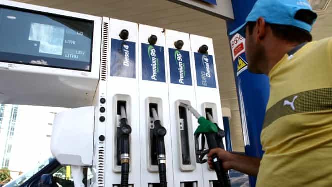 Prețul carburanților a scăpat de sub control! Cât a ajuns să coste azi 1 litru de benzină și motorină, la pompă