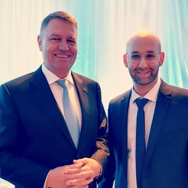 Klaus Iohannis, fotografie surpriză! Șeful statului și strategul care a dus PSD la 45% s-au pozat în Israel