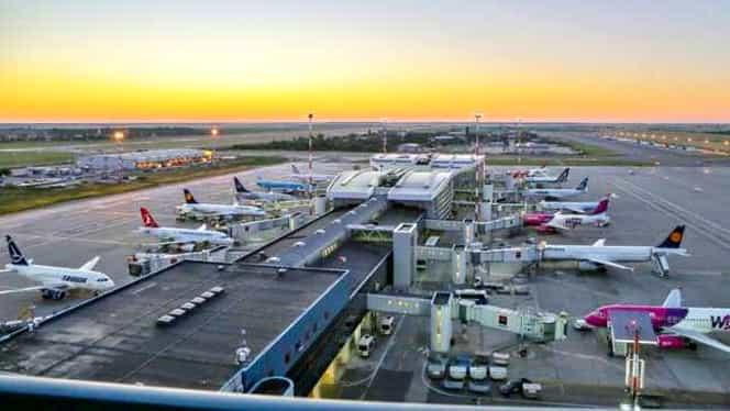 Directorul general al Companiei Naţionale Aeroporturi Bucureşti și-a dat demisia